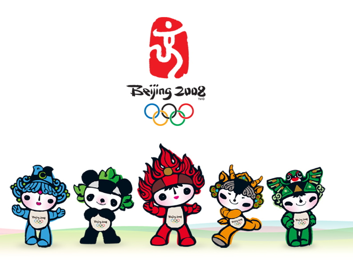 Beijing Mascots 2008