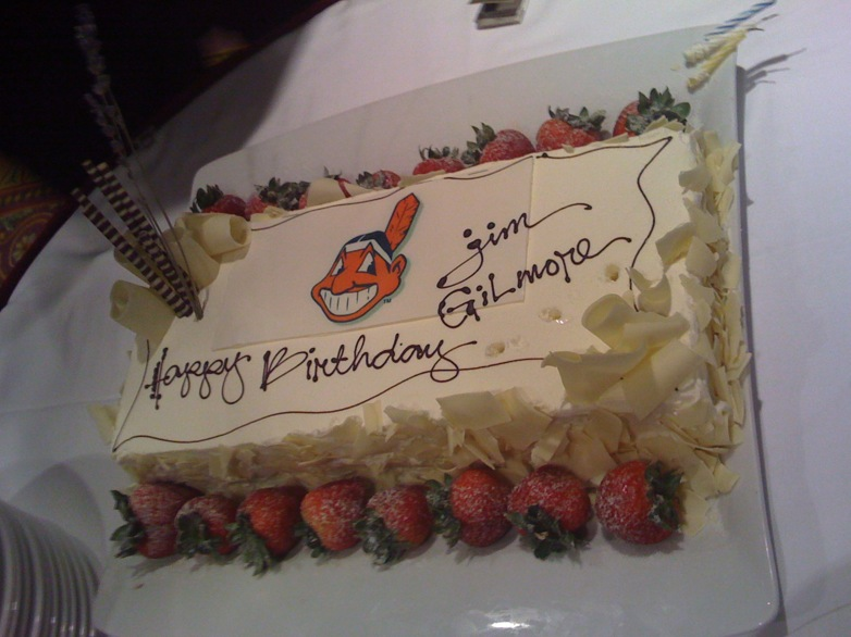 Birthday Cake for Jim Gilmore