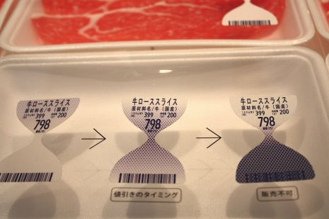 Smart Packaging Freshness Label
