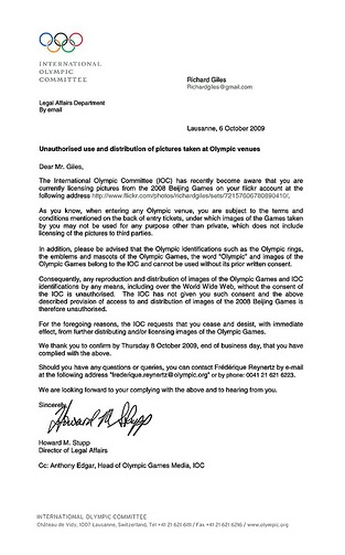 Ioc Letter Flickr