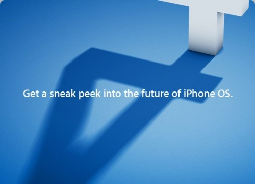 Apple iPhone OS 4.0 April 8th 2010