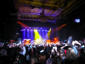 Tokio Hotel live in New York City