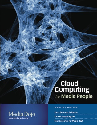 Cloud Computing for Media People - Cover