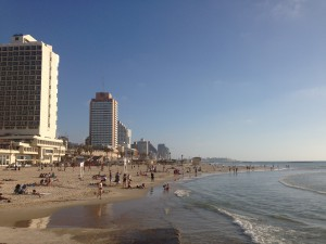 TelAviv-Beach