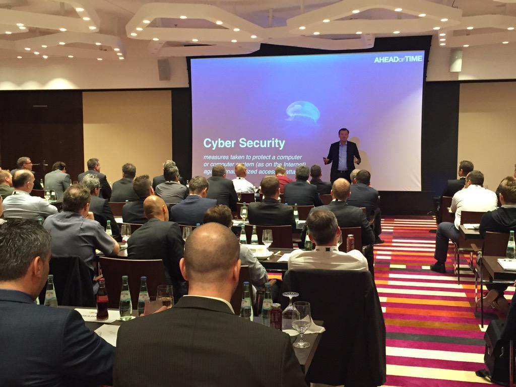 Keynote Speaker Cyber Security Monty Metzger