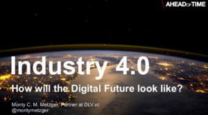 Fourth Industrial Revolution Keynote Speech