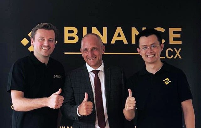 Monty Metzger Keynote Speaker Binance LCX Exchange Liechtenstein