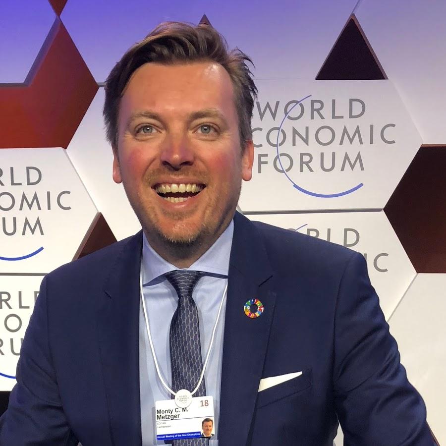 Monty Metzger Keynote Speaker WEF World Economic Forum